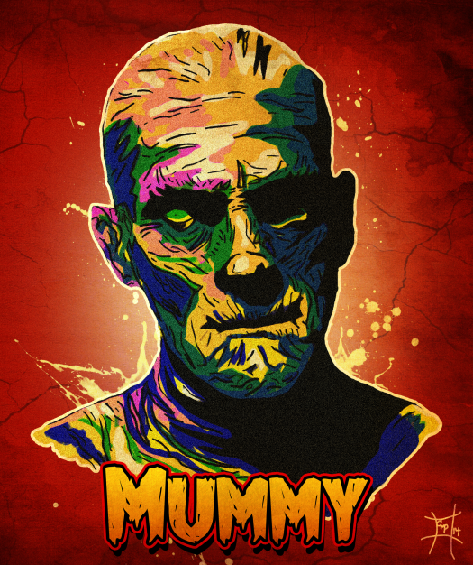 mummy copy