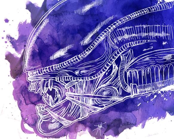 alien copy